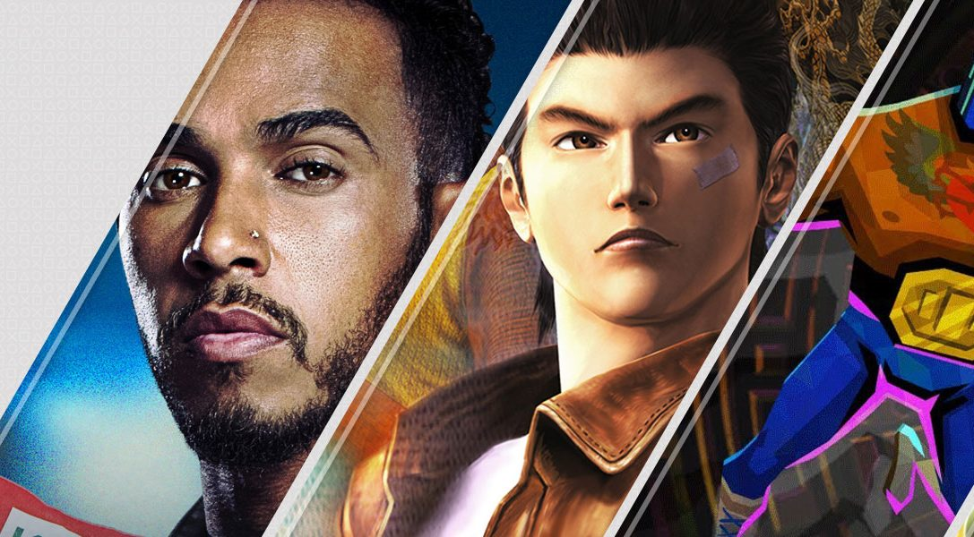 This week's PlayStation Store highlights: F1 2018, Guacamelee! 2, Shenmue, Track Lab, more