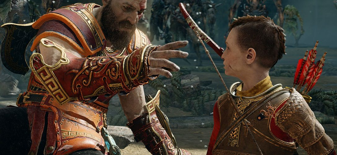 13 Reasons Why You Need To Play God Of War S New Game Mode Out Today Playstation Blog