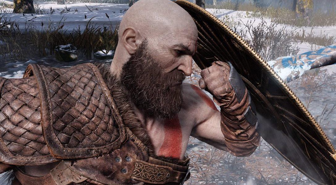Santa Monica Studio details the epic creation of God of War's unforgettable Stranger fight