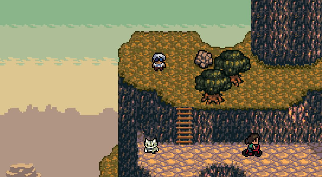 Surreal retro action-RPG Anodyne is coming to PS4 next month