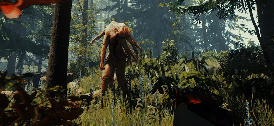 Acclaimed open-world survival game The Forest has a PS4 release date