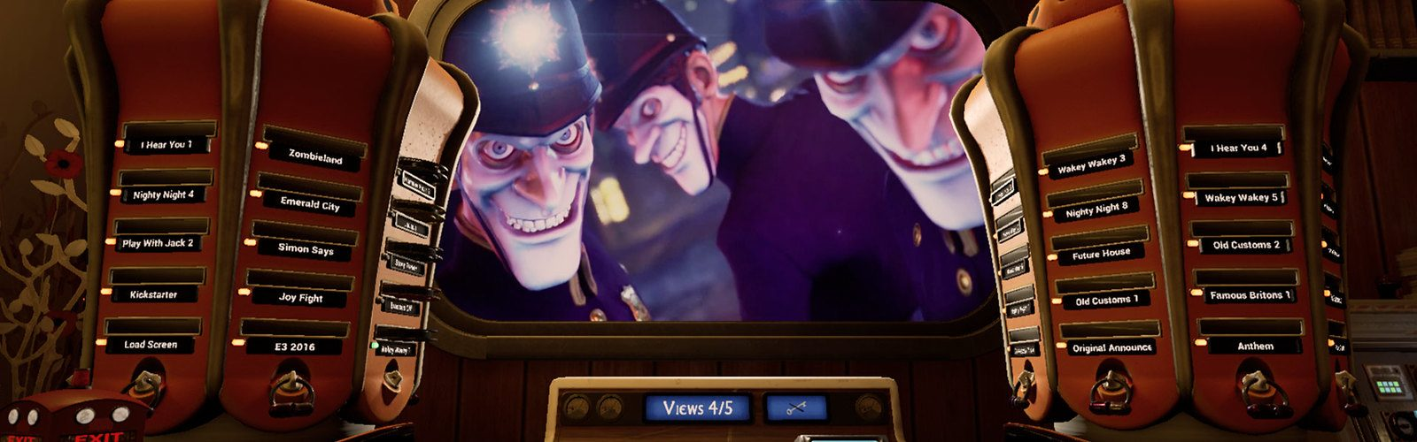 Take to the airwaves in We Happy Few: Uncle Jack Live VR, a new PS VR exclusive out today