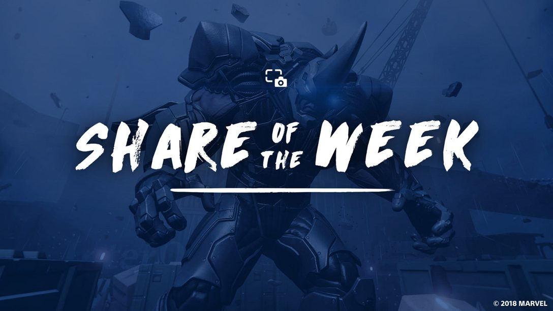 Share of the Week: Marvel's Spider-Man – Villains