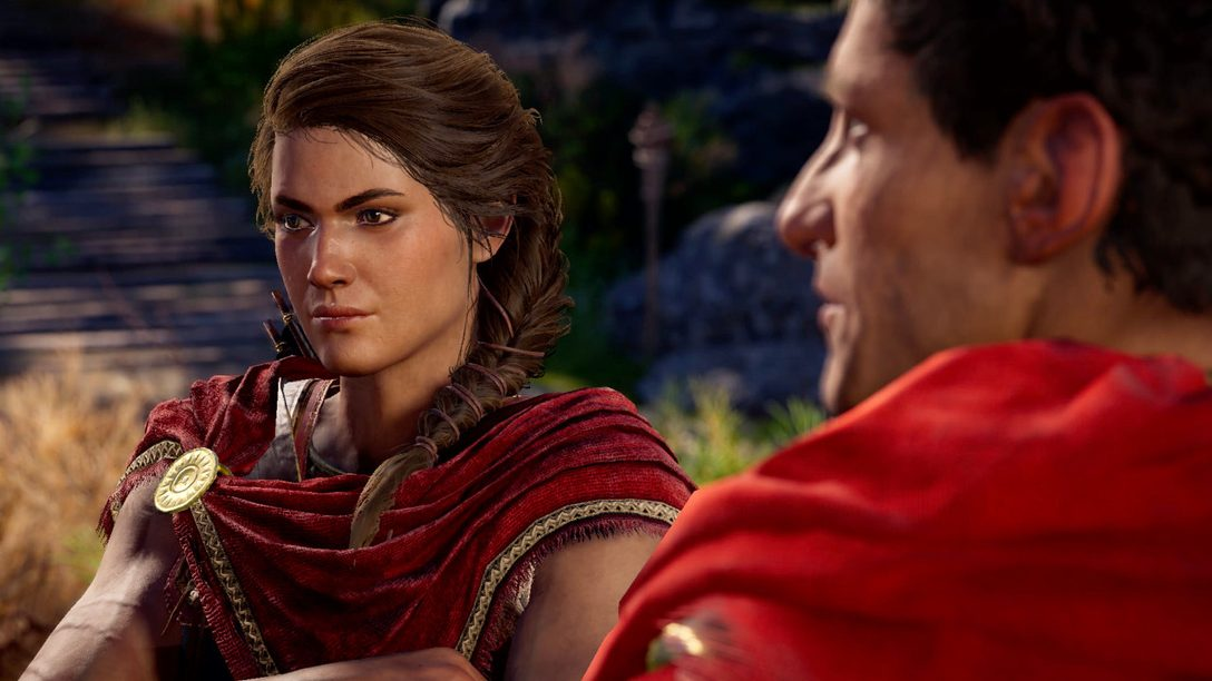 Choose Your Fate in Assassin's Creed Odyssey