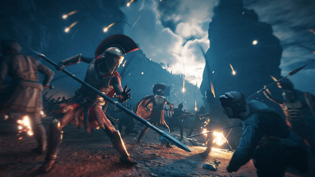 Assassin's Creed Odyssey Post-Launch Details Revealed