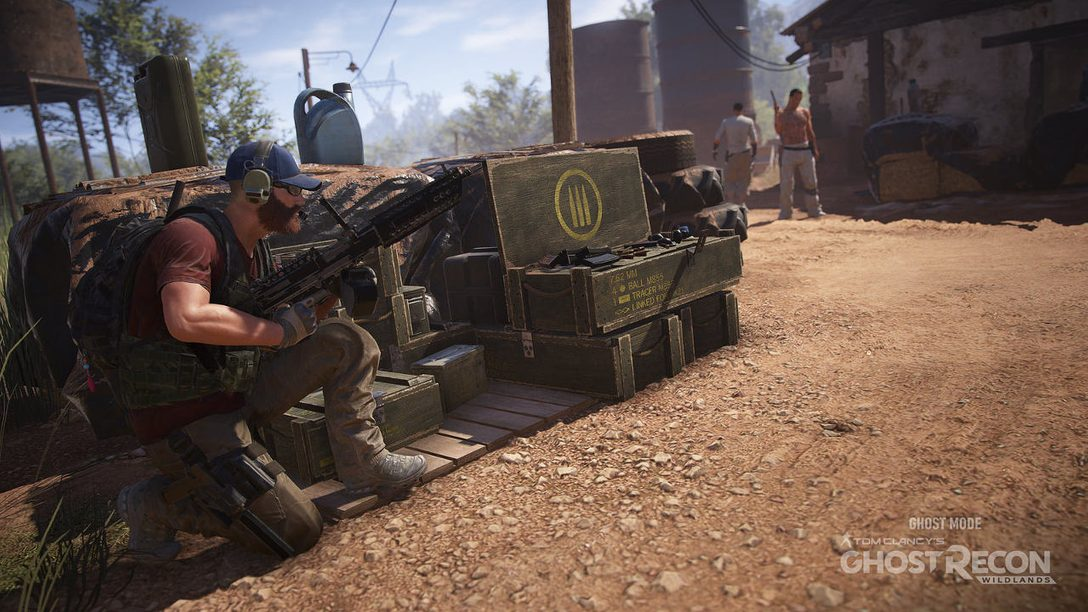 Ghost Recon Wildlands: New Mood Matchmaking Feature, Free Weekend