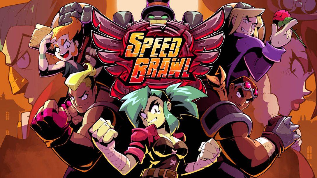 2D Combat Racer Speed Brawl Hits PS4 Tomorrow