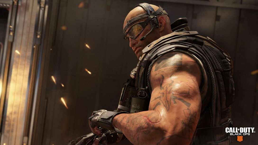 First Call of Duty: Black Ops 4 Post-Launch Details Revealed, Play New Content First on PS4