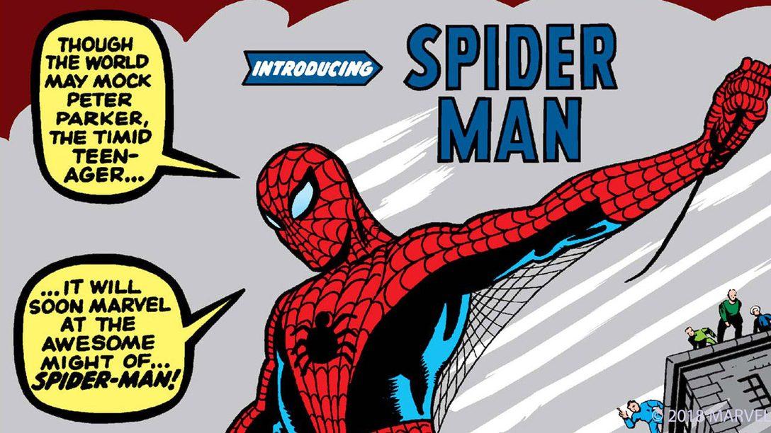 Inside Marvel's Spider-Man: The Comics That Inspired the Creators
