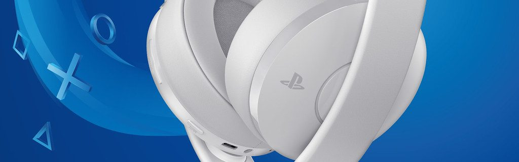Gold Wireless Headset: White Edition launches in December