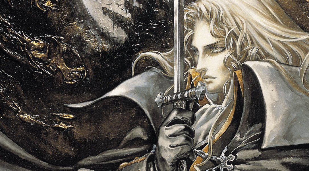 Castlevania Requiem brings two classics exclusively to PlayStation 4 next month