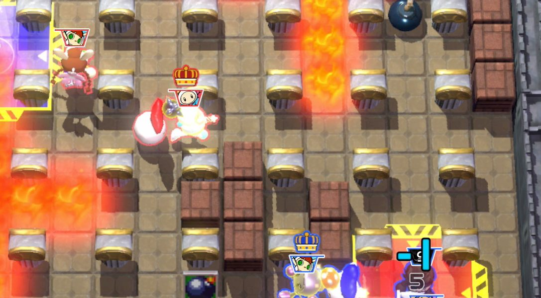 Super Bomberman R gets new Castelvania-themed maps on PS4 today
