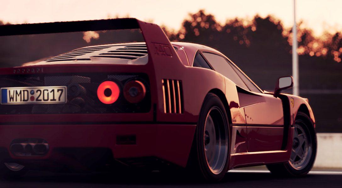 Project Cars 2's final DLC, celebrating the legendary Ferrari, roars onto PS4 tomorrow