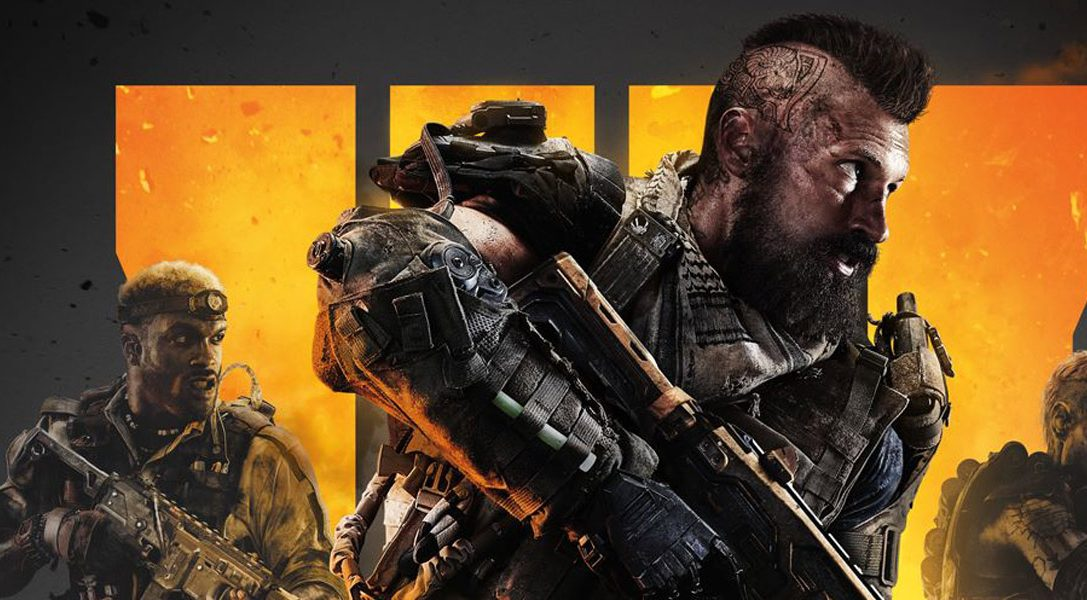 Call of Duty Black Ops 4's Battle Royale mode Blackout detailed in new Treyarch interview