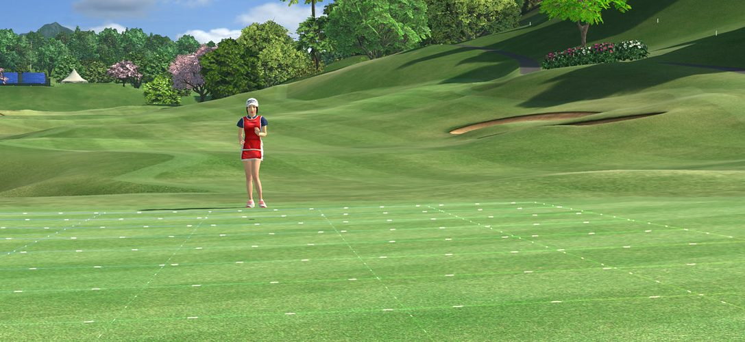 Everybody's Golf VR is coming to PlayStation VR in 2019