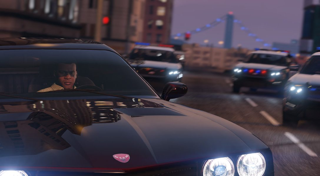 Grand Theft Auto V was PlayStation Store's biggest selling game in August
