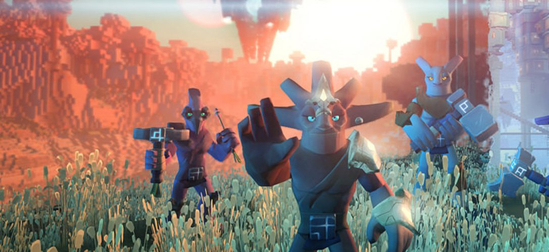 Explore, barter and shape a universe in MMO adventure Boundless, out on PS4 next week