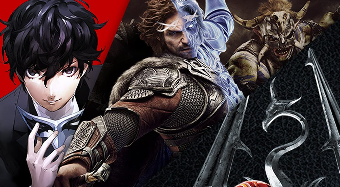"""PlayStation Store's """"save up to 60%"""" discounts start today, inc. Persona 5, Gran Turismo, Shadow of War"""