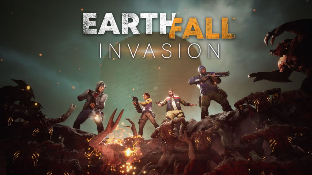 """Earthfall Launches Biggest-Yet """"Invasion"""" Update, Out on PS4 October 30"""
