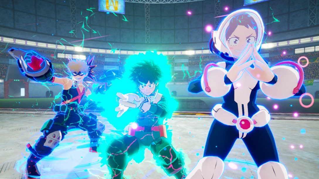 My Hero One's Justice Out Friday – Character Combos, Tips and Tricks