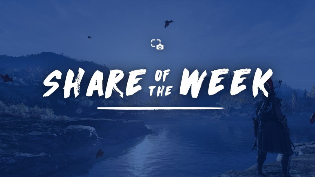 Share of the Week: Assassin's Creed Odyssey