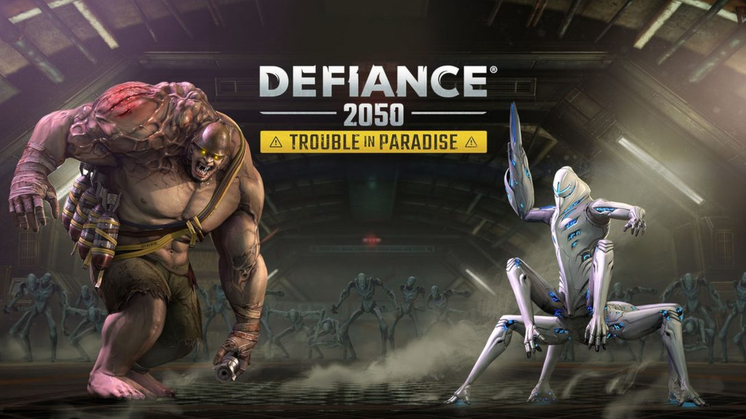 "Defiance 2050 Gets Massive ""Trouble in Paradise"" Update Today"