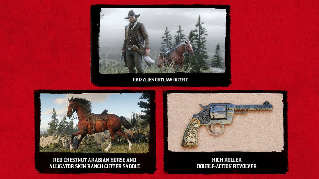 Red Dead Redemption 2: PS4 Early Access Content Revealed