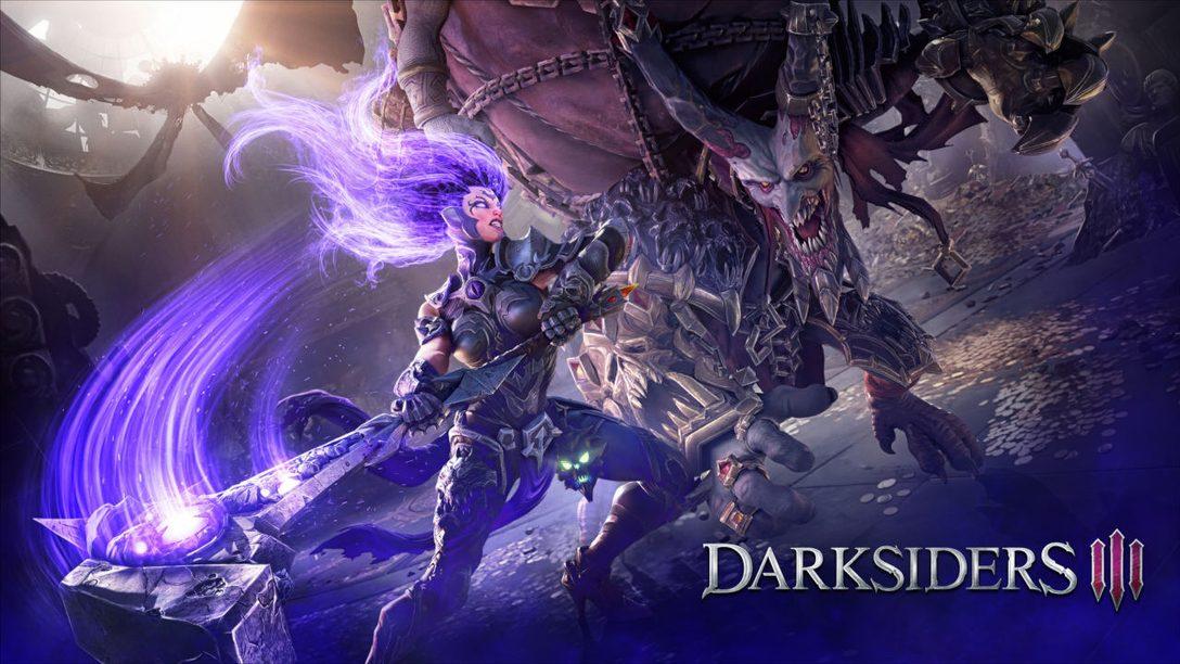 Darksiders III: How Fury Redefines Player Progression