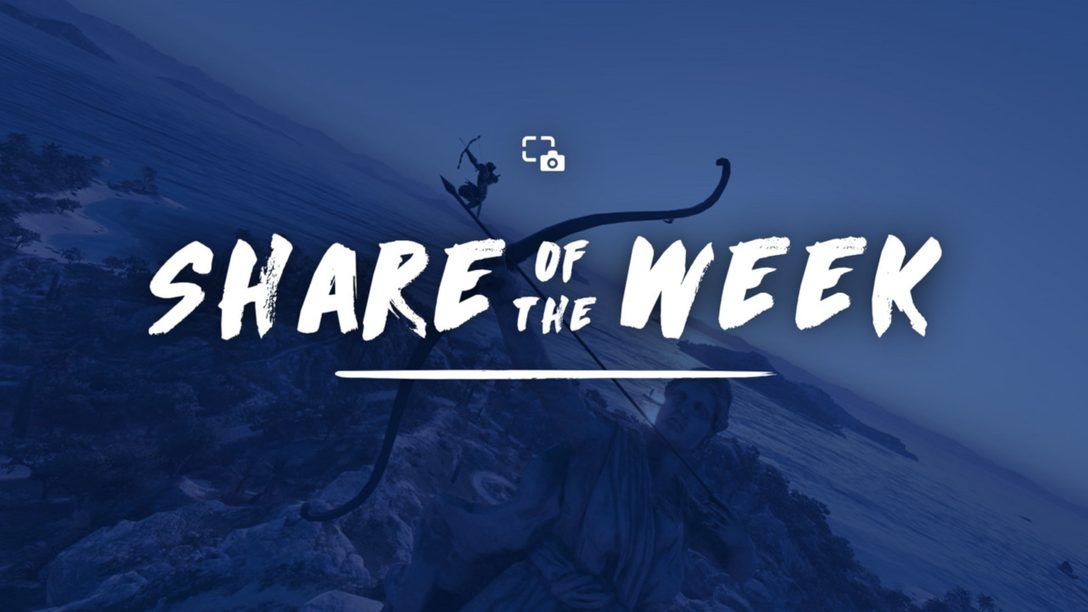 Share of the Week: Assassin's Creed Odyssey – Landmarks
