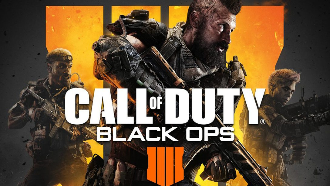 Call of Duty: Black Ops 4 Has Arrived — Experience New Content First on PS4