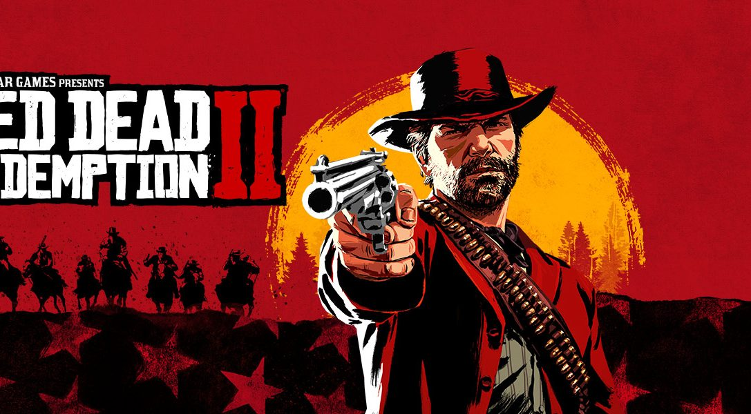 Red Dead Redemption 2 is out now for PS4