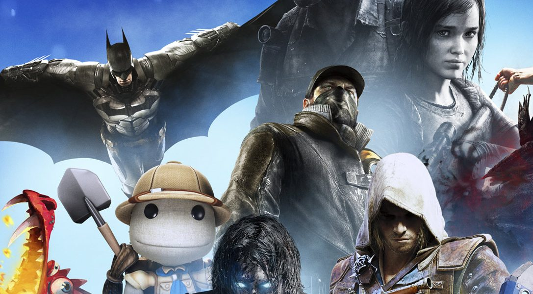 More great games are joining the PlayStation Hits line-up