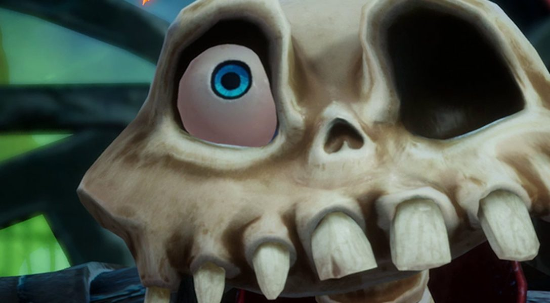The hero of Gallowmere rises! Watch the first MediEvil PS4 trailer now
