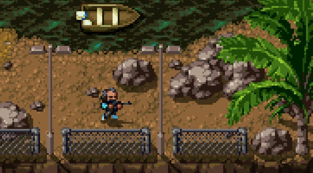 Retro City Rampage sequel Shakedown: Hawaii comes to PS4 early next year