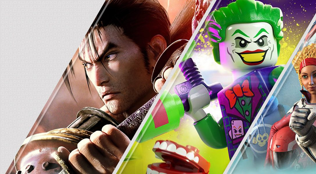 New on PlayStation Store this week: SoulCalibur VI, Lego DC Super Villains and more