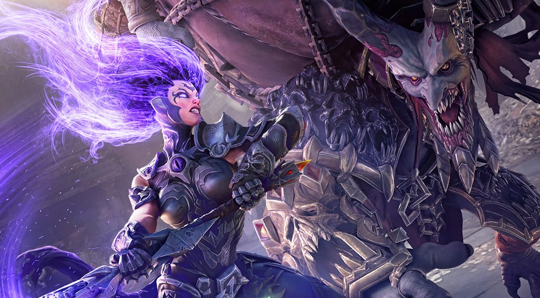Darksiders III's weapons & bosses detailed in new look at upcoming PS4 action sequel