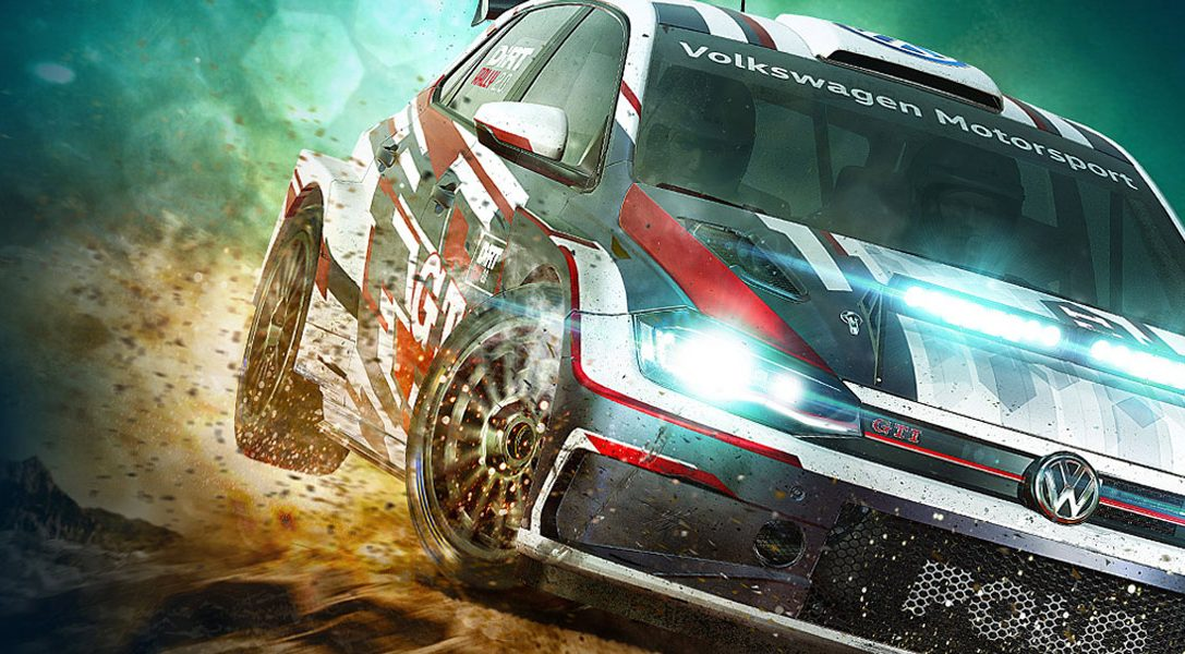 Five reasons to get excited about DiRT Rally 2.0, coming to PS4 in February 2019