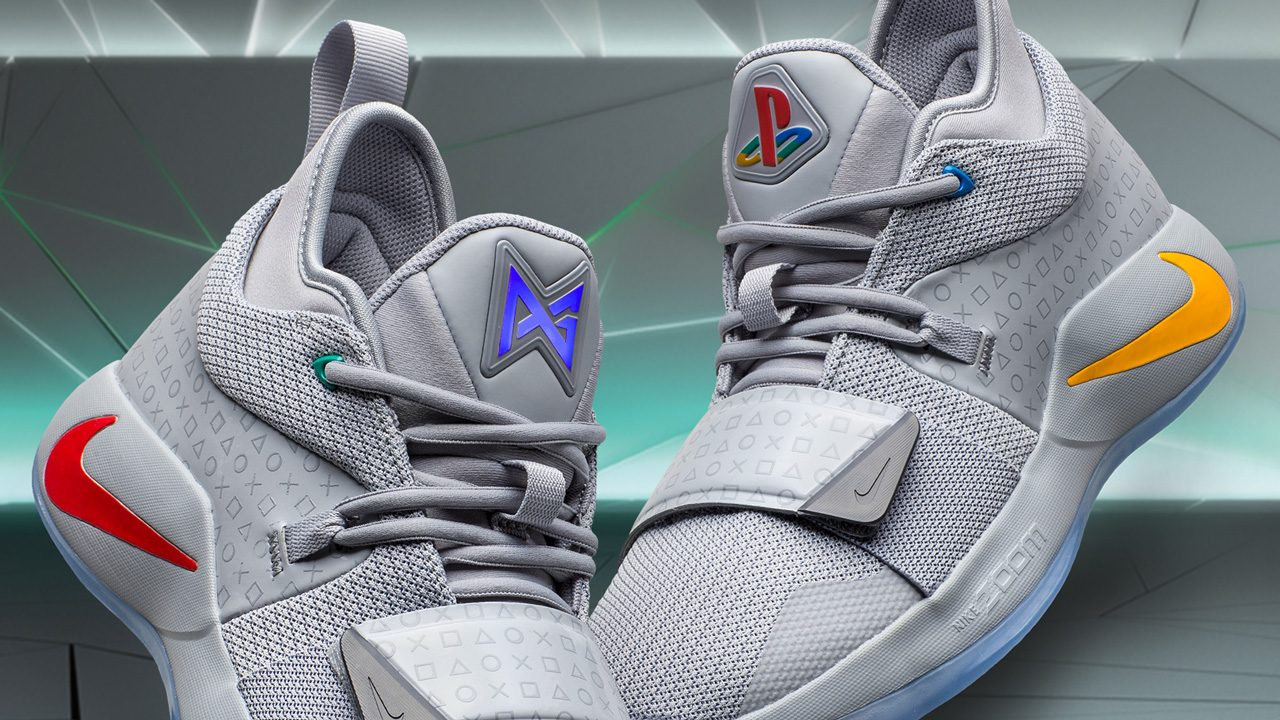 The New PG 2.5 x PlayStation Colorway