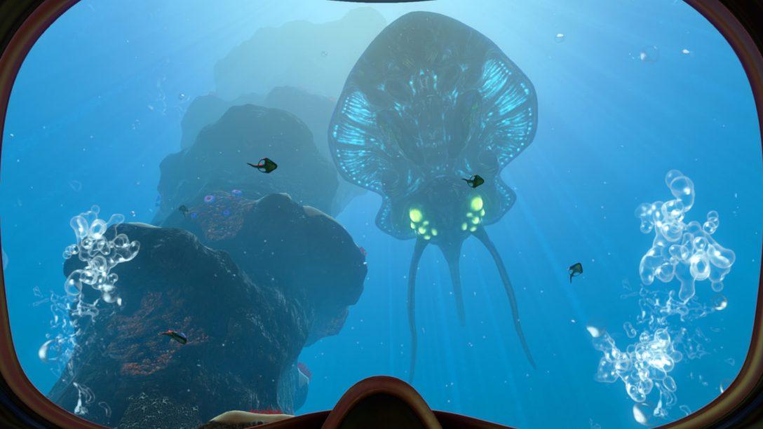 Terror in the Deep Sea of Subnautica