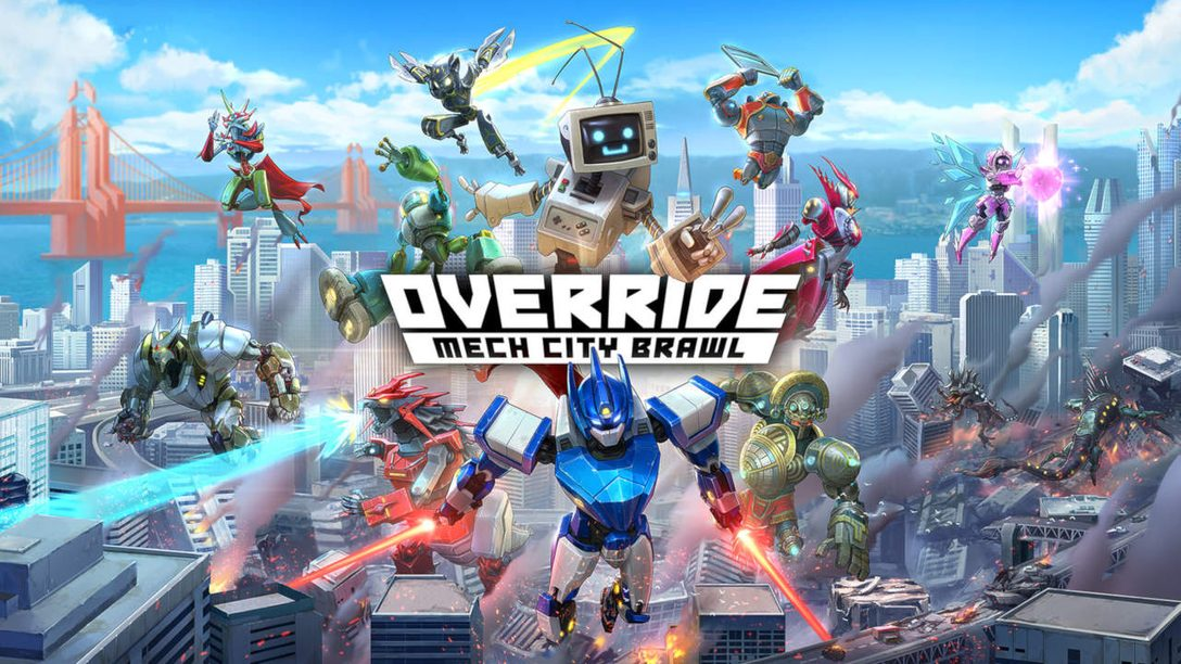 How to Crush the Competition in Override: Mech City Brawl, Out December 4