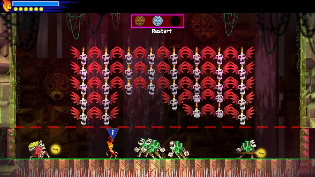 Guacamelee! 2 Gets New Character Pack and Challenge Level Tomorrow