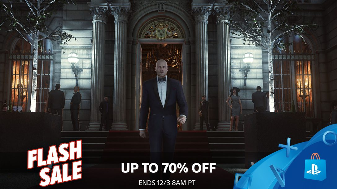 Flash Sale! Save Up To 70% at PS Store