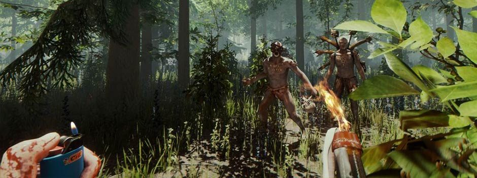 8 tips for staying alive in brutal open-world survival horror The Forest, out on PS4 tomorrow