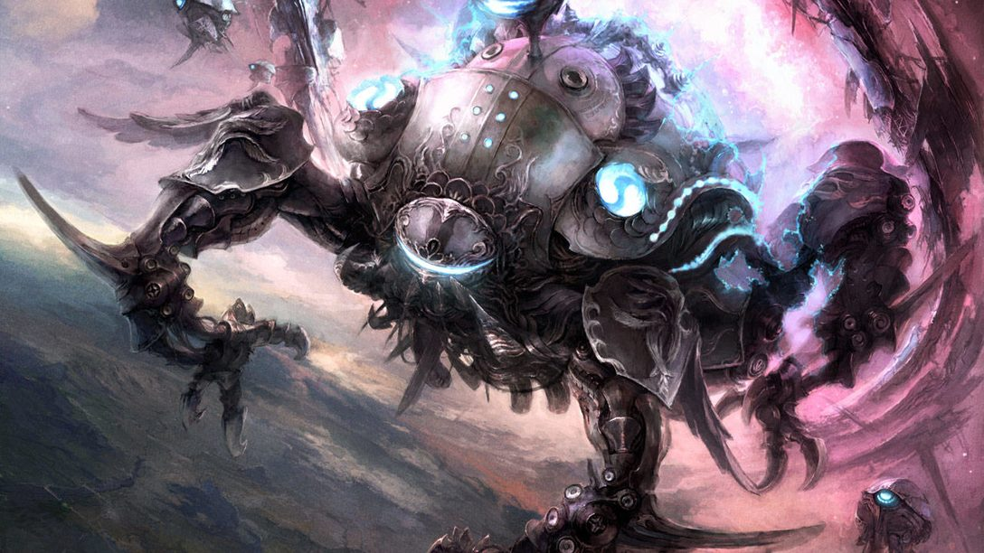Square Enix Q&A: How Omega Became a Boss in Final Fantasy XIV