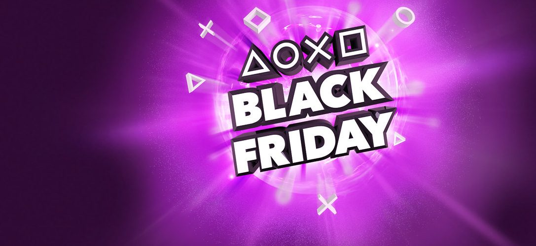 Don't miss incredible Black Friday deals on PS4, PSVR bundles and Dualshock 4 controllers