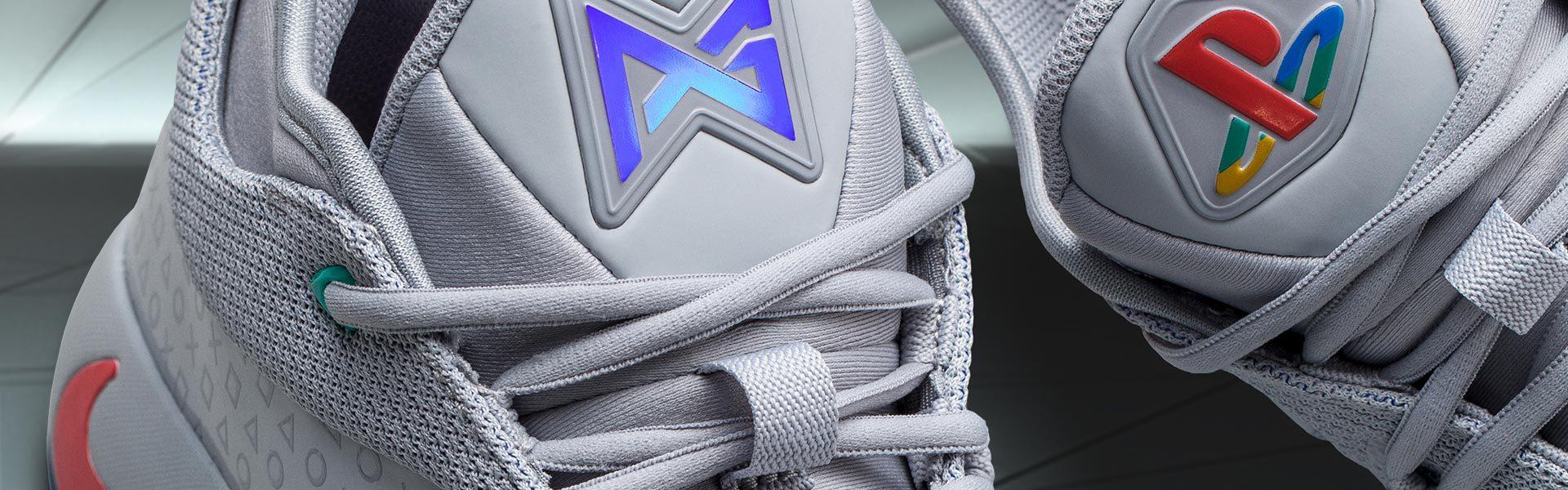 PG 2.5 x PlayStation Colorway sneakers