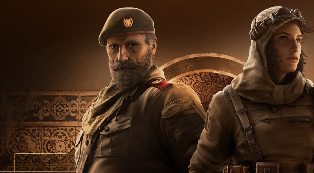 Introducing Rainbow Six Siege: Operation Wind Bastion's new Operators and Fortress map