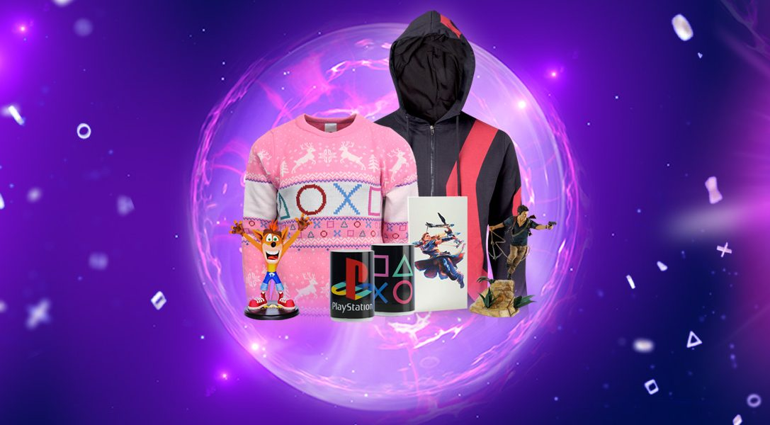 Save on clothing, accessories and more in the PlayStation Gear Black Friday Sale
