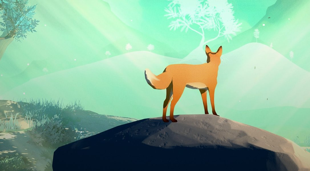 Experience two emotional stories in new PS4 adventure The First Tree, out tomorrow
