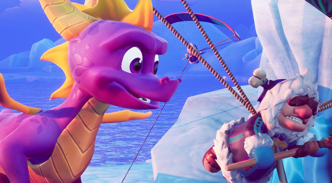 Spyro Reignited Trilogy's creator on re-imagining the beloved franchise for its upcoming PS4 remaster